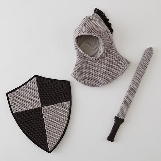 For A or D - Dress Up-A-Lot Knight Costume  | The Land of Nod