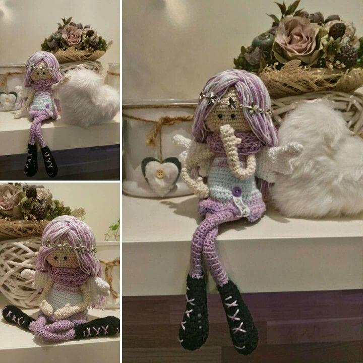 My crochet Angel 👼