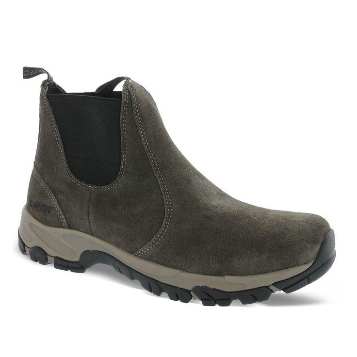 Hi-Tec Altitude Chelsea Lite I Men's Waterproof Hiking Boots, Brown