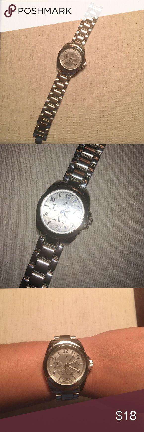 NY & Co boyfriend watch Boyfriend watch New York & Company Accessories Watches
