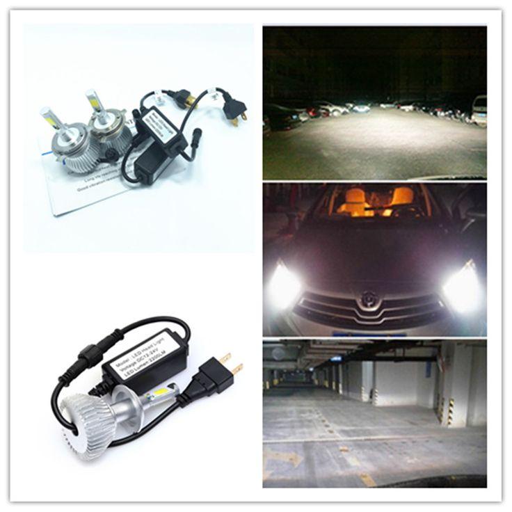 $18.00 (Buy here: https://alitems.com/g/1e8d114494ebda23ff8b16525dc3e8/?i=5&ulp=https%3A%2F%2Fwww.aliexpress.com%2Fitem%2FSuper-Bright-Led-car-styling-accessories-Fog-lights-car-led-headlight-lens-light-bulbs-lamp-waterproof%2F32722965799.html ) Super Bright Led car styling accessories low high car led headlight lens light bulbs lamp waterproof h1 h3 h4 h7 h11 9005 9006 for just $18.00