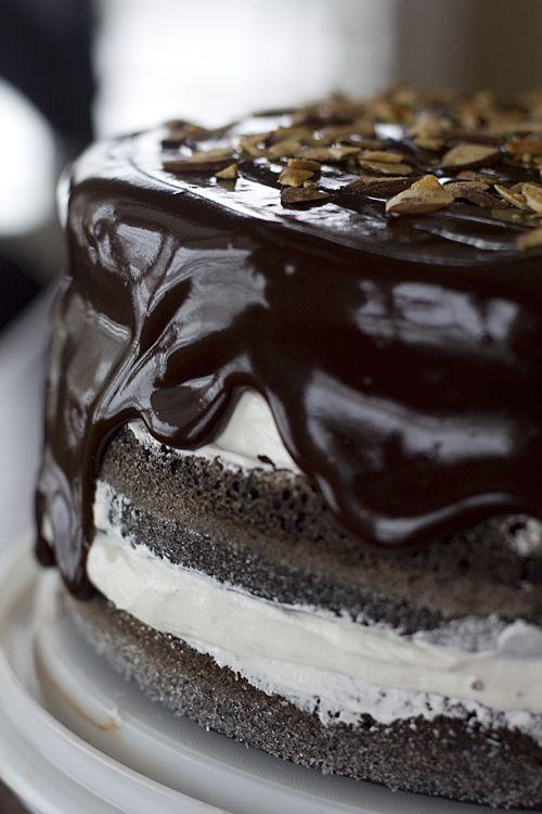 HoHo Cake Recipe ~ so good... very rich❤