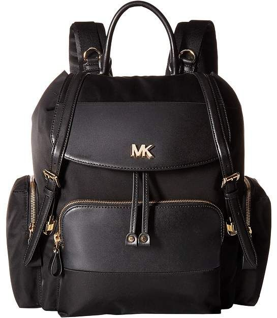 58b33a74c32b MICHAEL Michael Kors - Mott Large Flap Diaper Bag Backpack Backpack Bags
