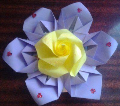 Окажу услугу оригами Сделаю красивые поделки оригами