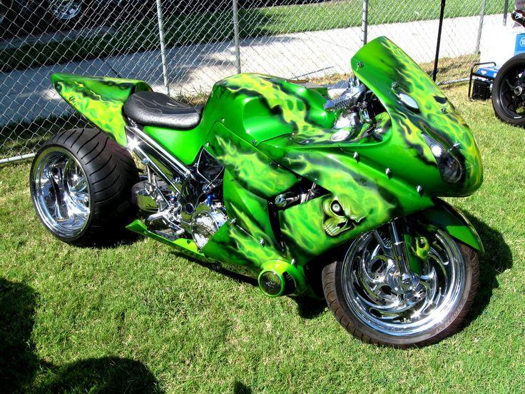 Amazing Sport Bike Custom #1: Custom Sport Bike 9 By DrivenByChaos Custom Sport Bikes