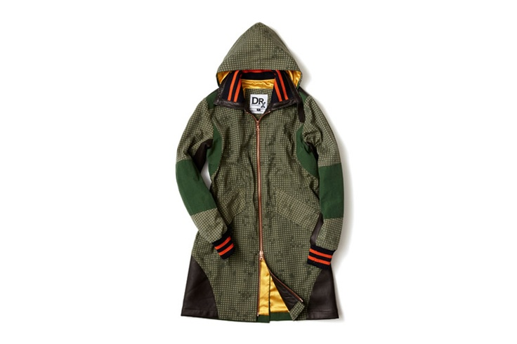 """DRx Romanelli x HEAD PORTER """"Army VS Navy"""" Collection"""