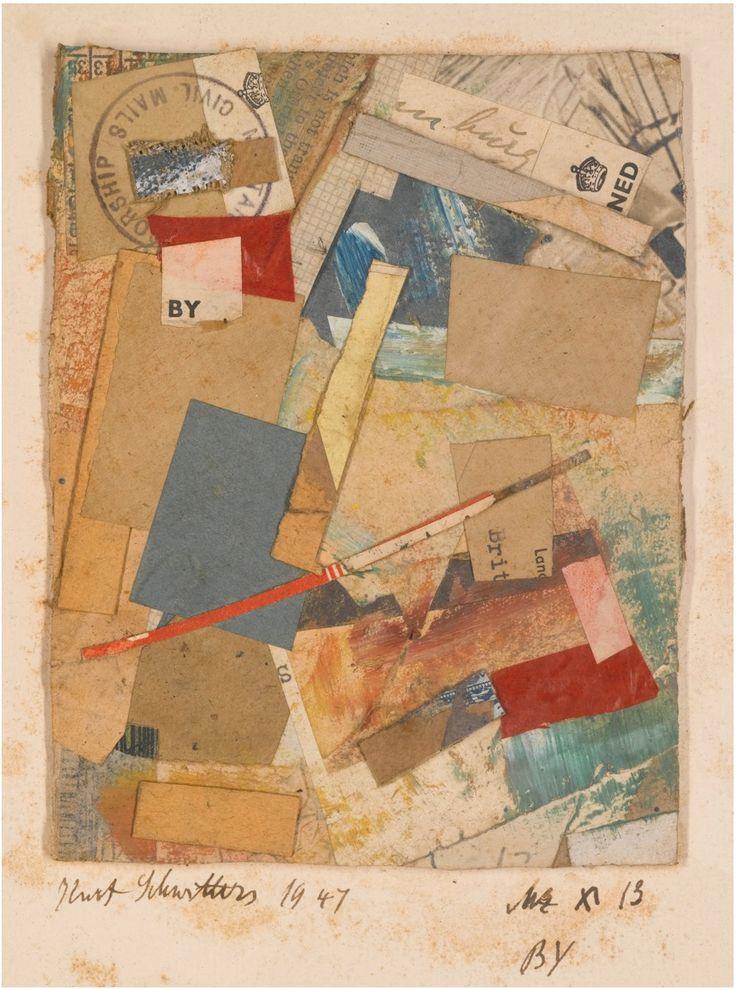 Kurt Schwitters -    1947