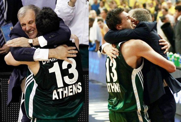 Δ.Διαμαντίδης: «Χαρούμενος που έχω δώσει κάτι στο ελληνικό μπάσκετ»