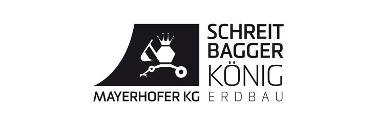 SCHREITBAGGERKÖNIG | Logo Design, Corporate Design, Webdesign, Photography by Big Pen