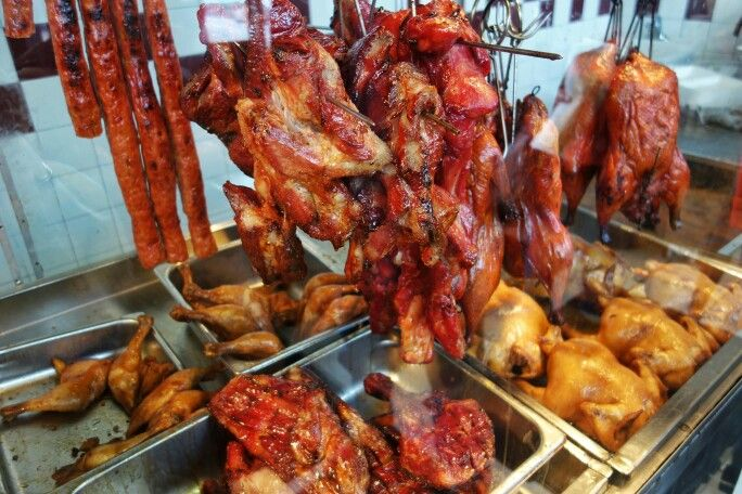 Mmmm. Excellent suckling pig with crispy crunchy skin and really good BBQ pork at BBQ ExpressLtd.Tiem Heo Quay Tran Minh!   I'm lucky get amazing Chinese BBQ meats in #Vancouver, but this place was great too! #holeinthewall #legit #bbq #Delicious #Calgary #YYC #FMFinCalgary #FMFBBQExpress