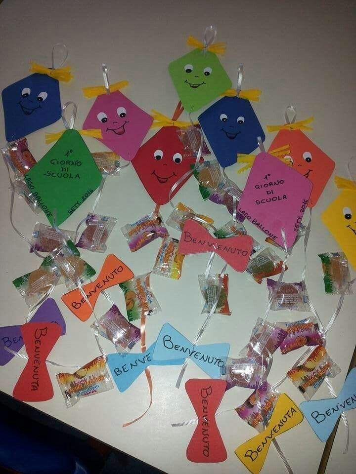 Oltre 25 fantastiche idee su attivit primo giorno su for Lavoretti accoglienza infanzia