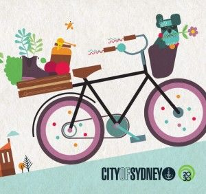 Advertising and Promotion for City of Sydney by Squad Ink