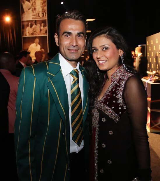 CSA Awards with my hubby Imran Tahir