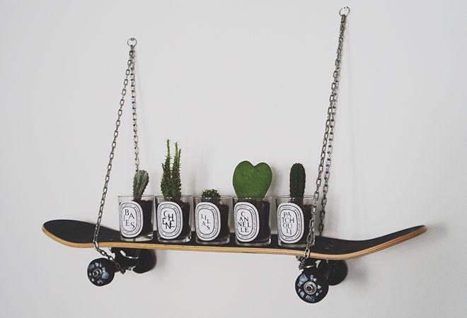 étagère Skate & Cactus Diptyque | YOUPI PARIS