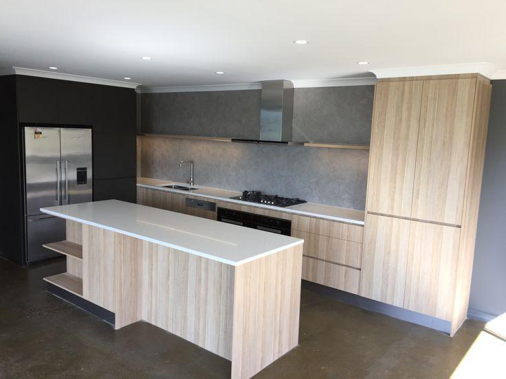 10 best images about modern kitchen design on pinterest for Melamine kitchen designs