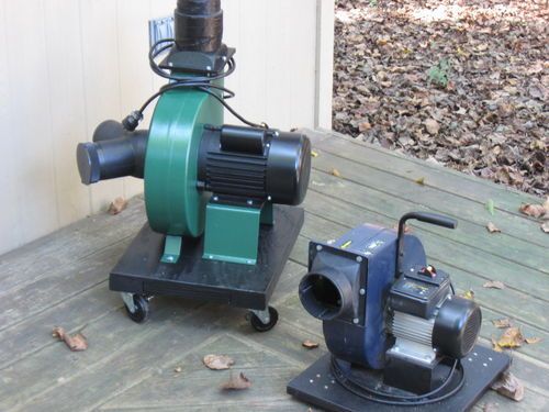 147 best images about dust collection on pinterest for Harbor freight blower motor