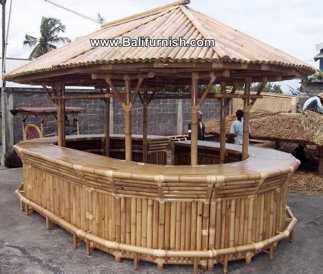 12 Best Bamboo Bar Images On Pinterest Bamboo Bar