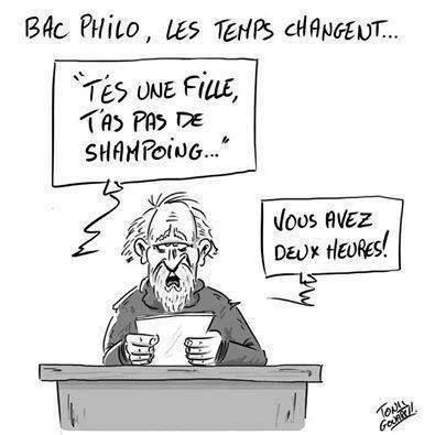 Bac Philo #Citation #Humour #HistoireDrole #rire #ImageDrole #myfashionlove www.myfashionlove.com