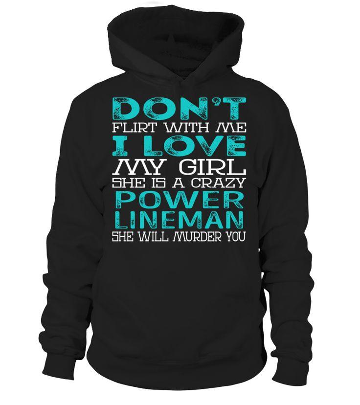 Power Lineman - Crazy Girl #PowerLineman