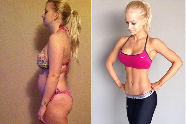 Z bacuľky držiteľka medialí v bikiny fitness? Slovenskej kráske Michaele Brutenič sa to podarilo!