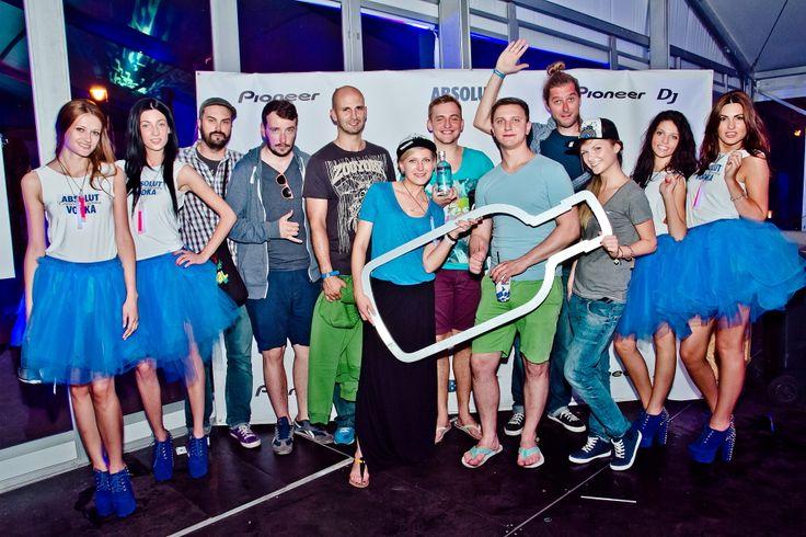 Zwycięzca, Jury i team ABSOLUTa