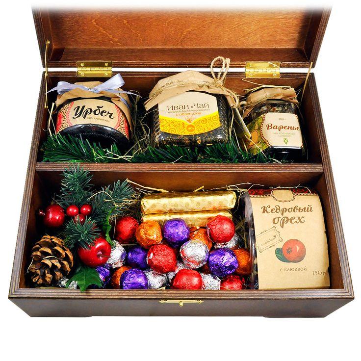 Сундук новогоднего счастья – Профессиональные сувениры