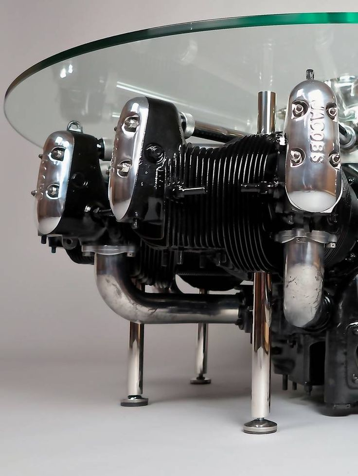 19 best images about engine aircraft table on pinterest for Cocktail tables parts
