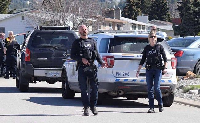 4 Dead In Targeted Shooting In Canada Suspect Arrested Police