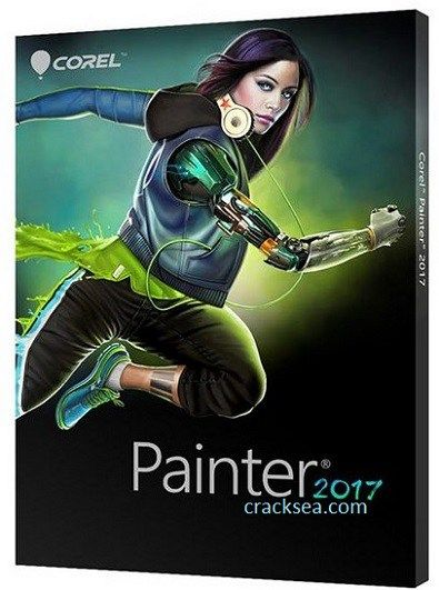 Corel Painter 2017 Crack For Windows & MAC Free Download
