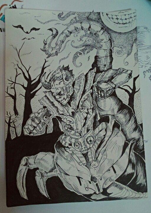 Swamp Scorpion