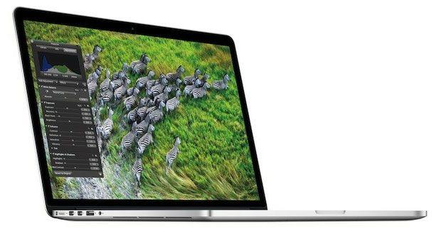 Novo MacBook Pro com tela Retina custa o preço de dois MacBooks Air