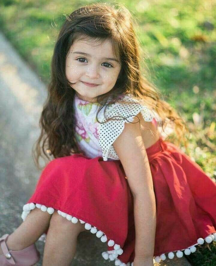 Pin By Aafreen Shaikh On Cute Baby Girl With Images