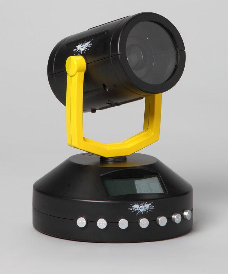 Batman Projection Clock Radio toys presents zulily holidays | $29.99