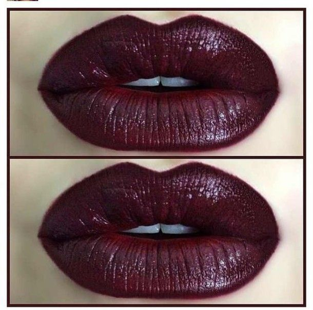 How to Where a Dark Lip, or Any Lip