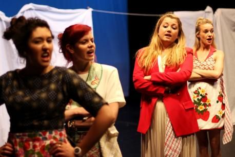 PREVIEW: The Witches of Eastwick, Barton Peveril College