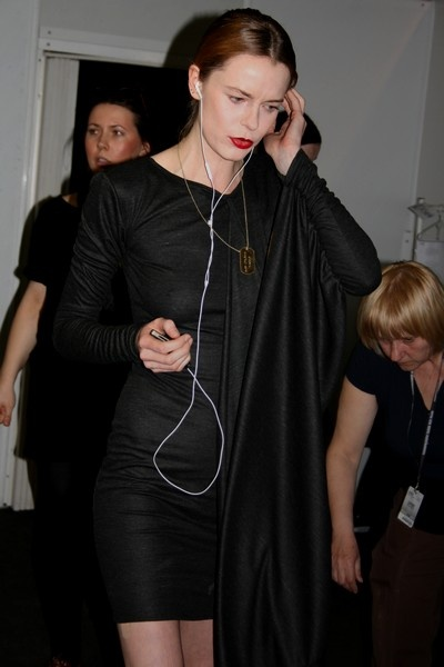Backstage Designer Avenue – Fashion Philosophie Fashion Week Poland more: www.iszpilki.p