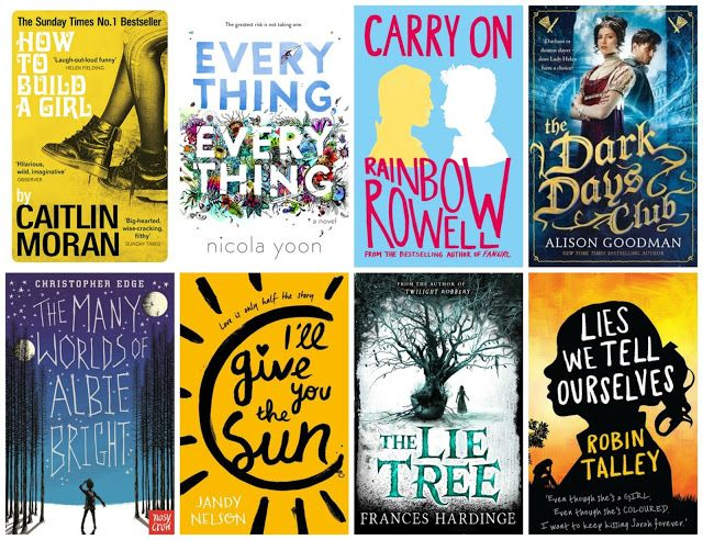 With Love for Books: Giveaway - Win 8 Amazing Books