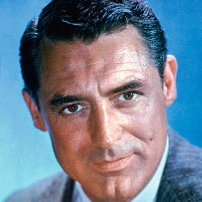 Cary Grant was born January 18, 1904, in Bristol, England. He ran away from home at 13 to perform as a juggler with a comedy troupe. They later toured the U.S., where he honed his acting skills. In the 1930s he signed with Paramount Pictures. He made films well into the 1960s, establishing a debonair persona that made him a screen icon. He died in 1986, having received an honorary Oscar in 1970.