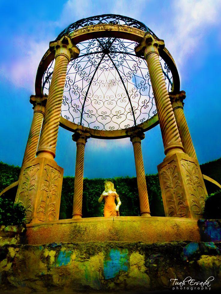 #pillar #stone #statue # #sky #blue #nature #female #thailand #travel #dome #photography #tuahErsada