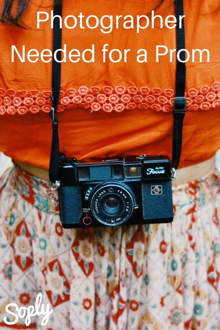 Photographer needed for a year 11 prom in Cheshire, UK on July 7, 2017. See more…