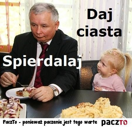 kolejny polski kretyn