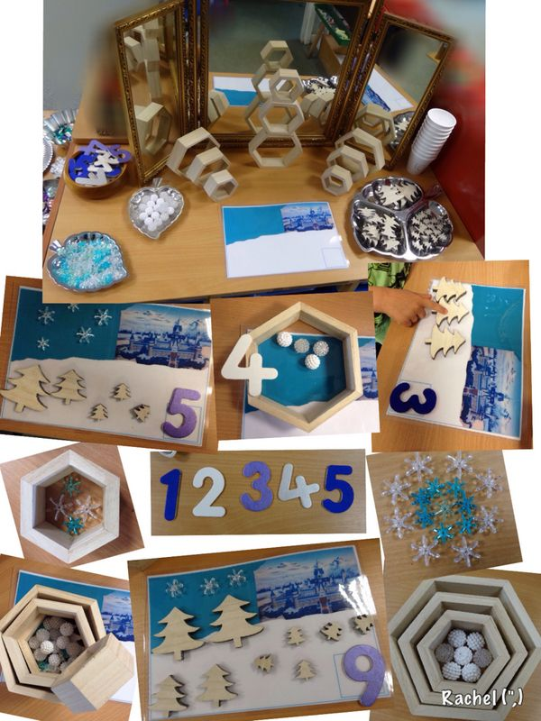 "Frozen counting - from Rachel ("",)"