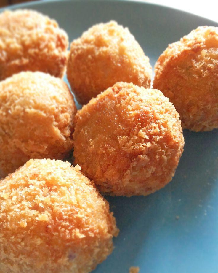 Cheese Bitterballen
