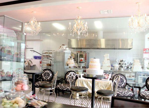 Glitz & Glam Cupcakery!
