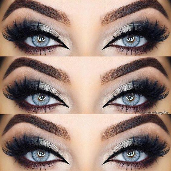 Die schönen blauen Augen eine Dame, ist eine der prächtigsten Schöpfungen auf der Erde. So viele Gedichte und Lieder geschrieben werden können, über die Tiefe Ihrer Schönheit. Und diese Frauen haben Augen, die sind schöner als Saphir Steine. Solche eleganten Augen zusammen mit Ihrer atemberaubenden make-up sind die Inspirationen für alle. Für alles, was Sie […]