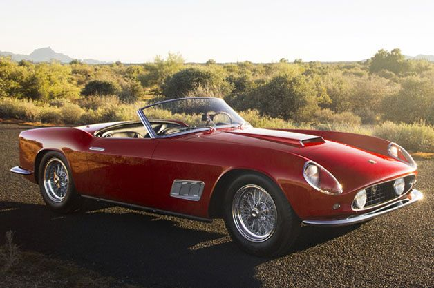 Ferrari 250 GT California auction could top $8 million! http://aol.it/18Nji39  @Ferrari Store #ferrari #FerrisBueller #Bueller