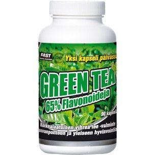 Fast Green Tea