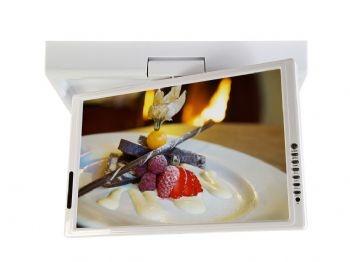Find This Pin And More On Kitchen TVs ; Flipdown TV, Pop Up TV, Cabinet  Door TV.