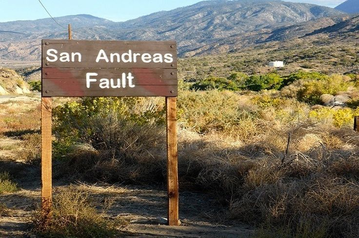 Why a California Mega Earthquake Won't Hit the San Andreas Fault - Wide Open Country