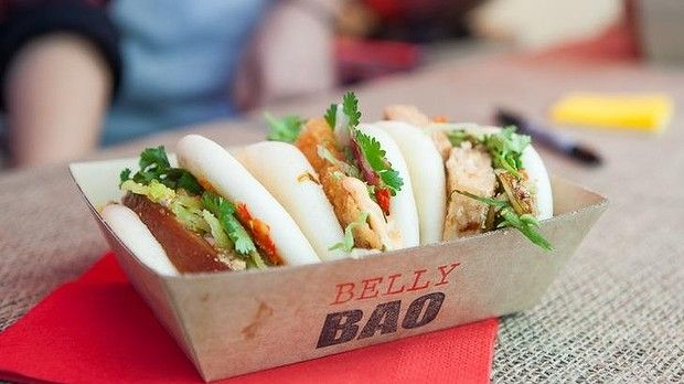 Belly Bao, 53-55 Liverpool Street, Sydney, 8084 0587  Wednesday-Friday 5-10pm and Saturday 6-10pm.